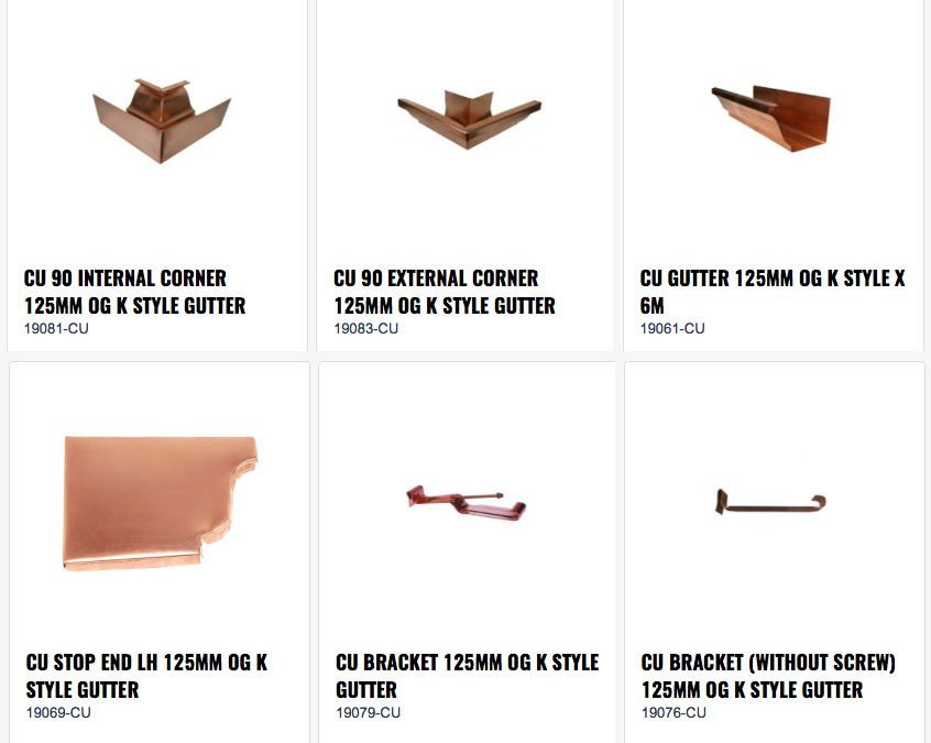 Add Value to Your Home with a Copper K-style Gutter